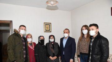 Vali Yavuz ziyaretleri Derince ve Körfez'de sürdürdü