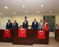 Barış Pınarı Harekâtı'na destek için bir araya geldiler