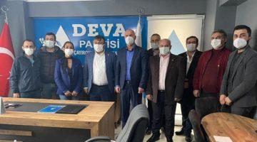 CHP Çayırova'dan DEVA' ya ziyaret