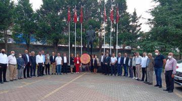 CHP Çayırova'dan 98 Yıl Töreni