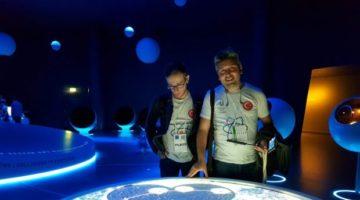 'Zihin Kontrolü' Ekibi CERN'de