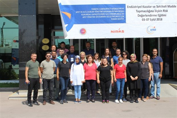 AFAD'dan Endüstriyel kazalar semineri