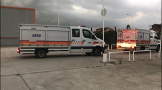 Kocaeli'den İzmir'e Arama Kurtarma Ekipleri Gönderildi