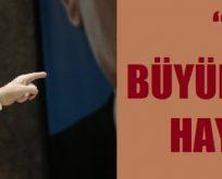 """""""DÜNYA 5'TEN BÜYÜKTÜR, 1'DEN HAYDİ HAYDİ BÜYÜKTÜR"""""""
