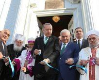 Cumhurbaşkanı Erdoğan,Demir Kilise'nin Açılış Törenine Katıldı.