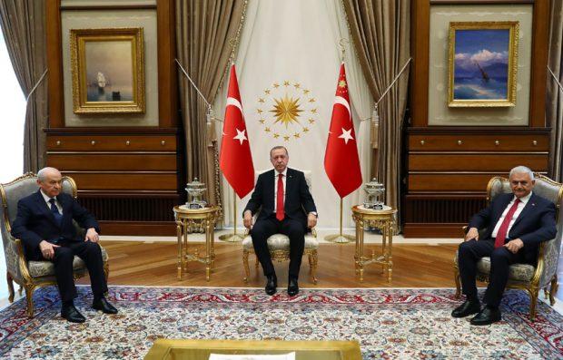 MHP,AK Parti'nin adayını destekleyecek