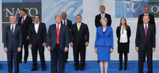 Erdoğan, NATO Zirvesi'nde