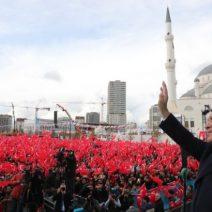 """""""31 Mart 2019 seçimlerini 'gönül belediyeciliği' seçimi olarak görüyoruz"""""""