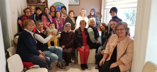 Darıca Yaşlılarla Dayanışma Genel Kurulunu Yaptı