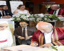 Bin 411 çifte nikah kıyıldı