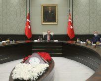Cumhurbaşkanı yeni kararları açıkladı