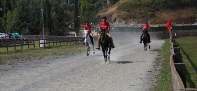 Rahvan At Yarışları İhsaniye Koşusu Sona Erdi