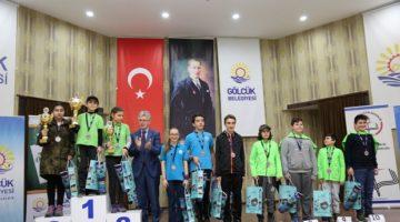 Okullararası Satranç Turnuvası sona erdi.