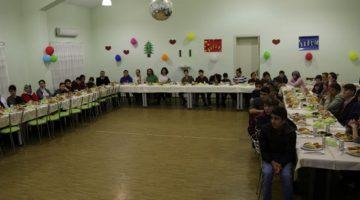 Kaymakam ve Başkan'dan Huzurevi Ve Çocuk Köyüne Ziyaret