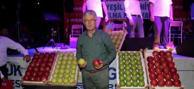 Yeşil İhsaniye Elma Festivali Sona Erdi