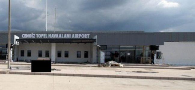 Cengiz Topel Havalimanı yolcu sayısında artış