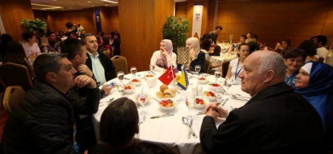 Gurup Liderleri Tanışma Yemeğinde Buluştu