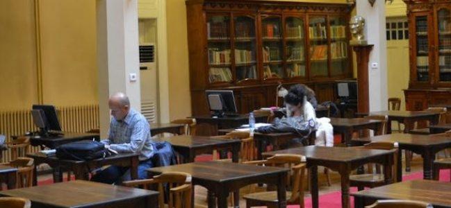 31 bin 451 kütüphane var!