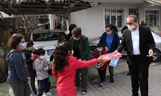 Vali Yavuz'dan Darıca'da Gönül Ziyareti