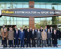 Polisan, Kültür ve Spor Salonu Açıldı