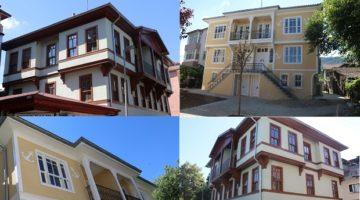 Tarihi yapılar restore edildi