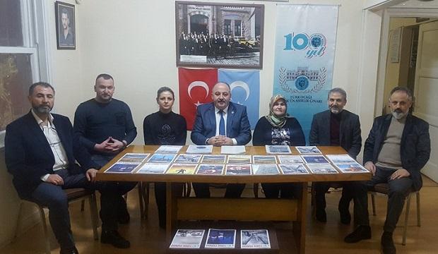 Kocaeli Türk Ocakları'ndan Afrin Açıklaması
