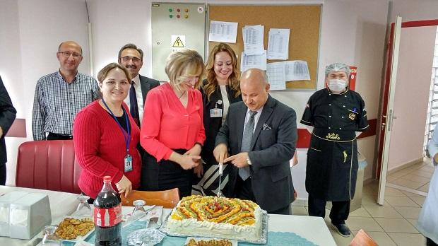 Darıca Farabi'de 14 Mart Tıp Bayramı etkinliği