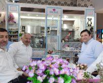 Fatih Can'dan Çelik'e Ziyaret