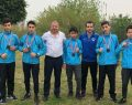 Genç boksörlerden 5 bronz madalya