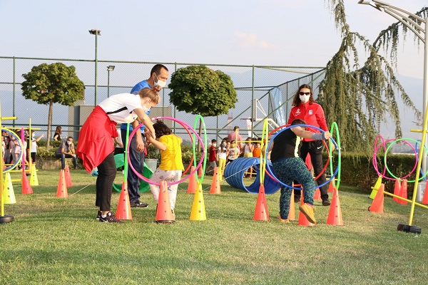 Obezite ile mücadele aktiviteleri