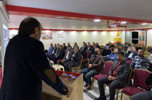 Yeniden Refah Partisi Gebze'de hedef 17 Ekim