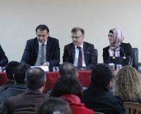 """Çayırova'da """"Halk Ve Güvenlik Toplantısı""""Yapıldı"""