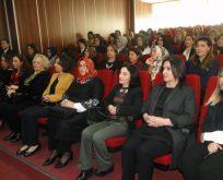 KTO Kadınları 8 Mart'ı Kutladı