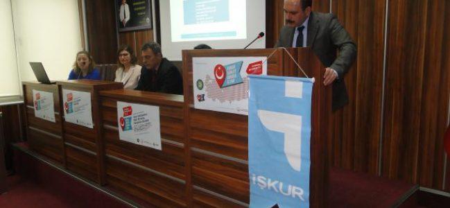 Öztürk'ten 'Milli İstihdam Seferberliği' daveti