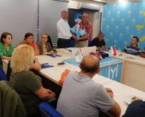İYİ Parti Gebze'nin önemli misafirleri