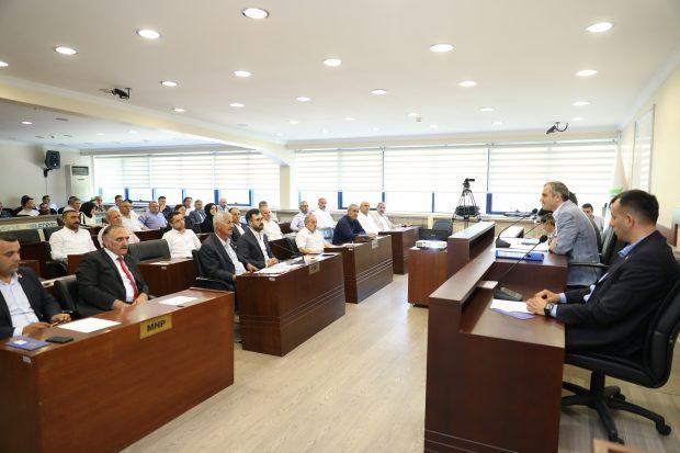Çayırova Haziran Meclisini Tamamladı