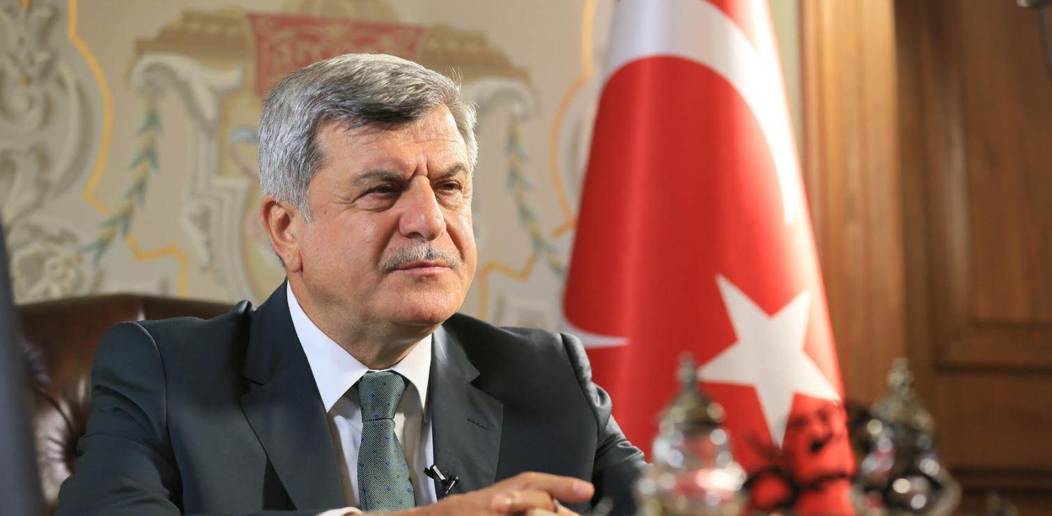 Karaosmanoğlu, Zafer Bayramı'nı kutladı