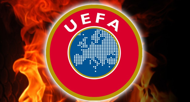 UEFA'dan iki takıma ceza