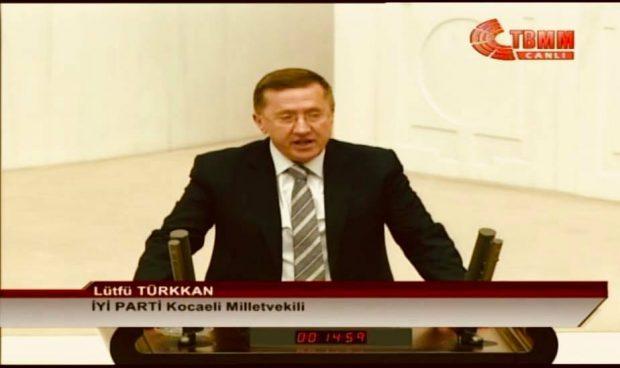 Türkkan, Grup Başkanvekili Oldu