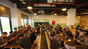 Özel Harekatçılar Afrin'e Dualarla Uğurlandı