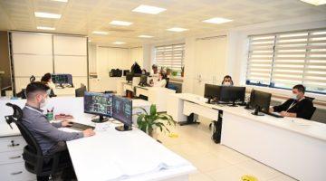 İnşaat projeleri dijital ortamda inceleniyor