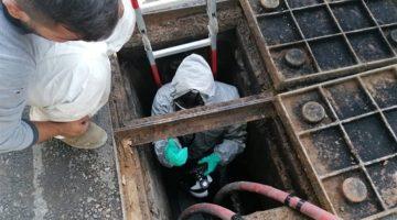 Tehlikeli Gaz Seviyesi Çalışmayı Durdurdu