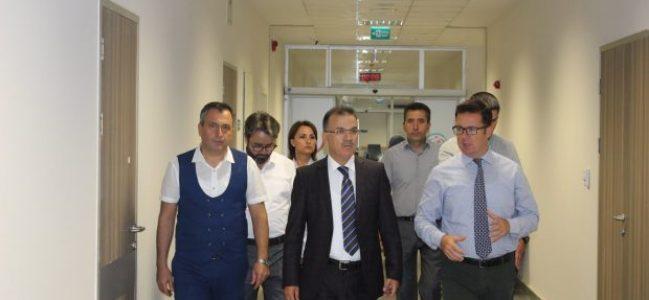 Kaymakam Gözen'den Fatih Devlet Hastanesine Ziyaret