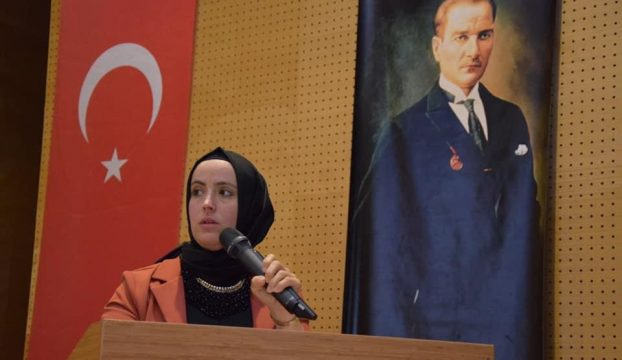 AK Parti' de ilk Kadın Belediye Başkan A. Adayı Turan