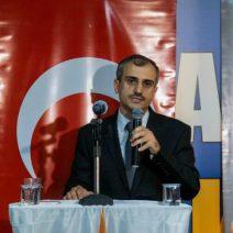 AK Parti Çayırova'da ilk başvuru Çiftçi'den