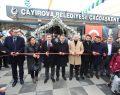 Çağdaşkent Semt Meydanı Törenle Açıldı