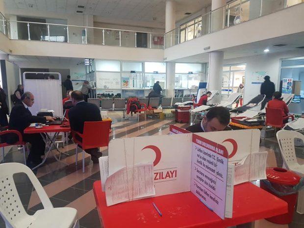Gölcük Belediyesi'nden Kan Bağışı Kampanyası