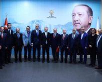 AK Parti'de İlçe Başkanları Belli Oldu