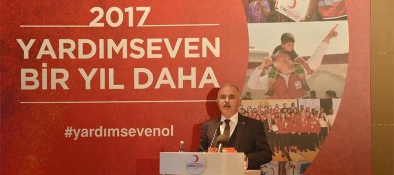Kızılay Yeni Yılda 10 Milyon Kişiye Güvenli Yaşam Eğitimi Verecek
