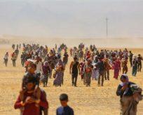 BM, Göçü Anlatırken Bakın Hangi Fotoğrafları Kullanıyor